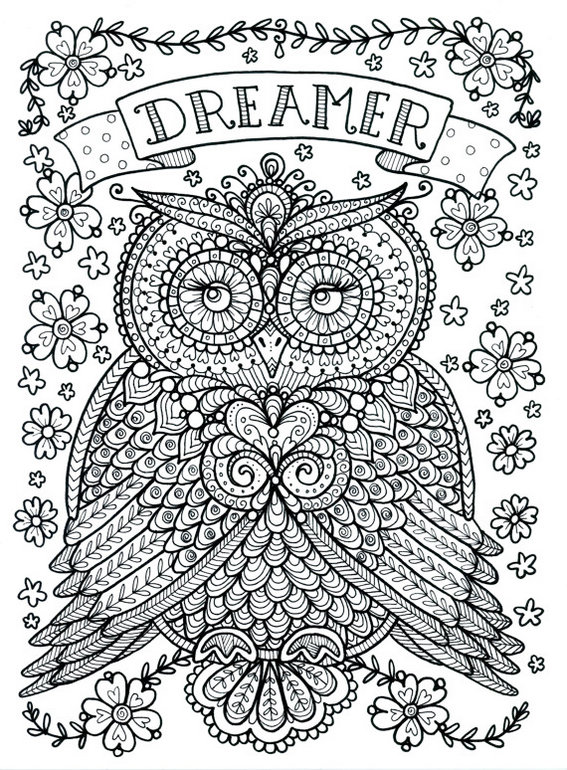 dreamer-owl-mandala-coloring-page