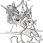 cruise-disney-donald-duck-coloring-page