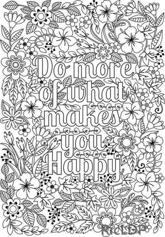 funny finished coloring book pages | Best Inspiring Quotes Coloring Pages - Coloring Pages