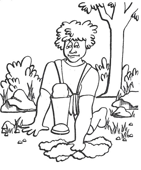 gideon coloring pages # 68