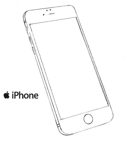 Coloring Pages Iphone : Top iphone coloring pages