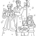 princess tiana and naveen coloring pages
