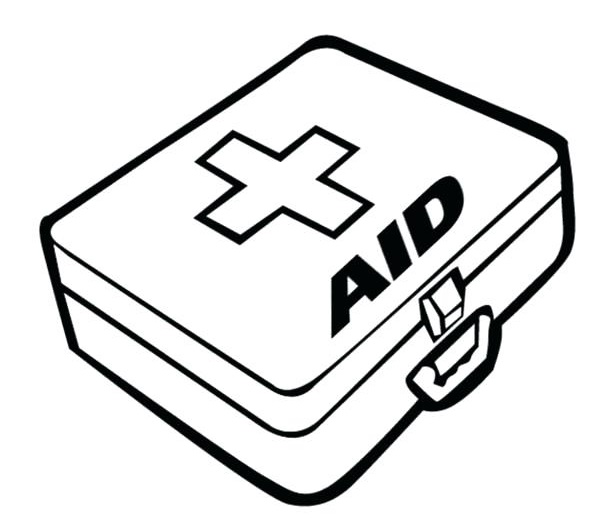6 Best High-Detailed Medical Kit and First Aids Coloring