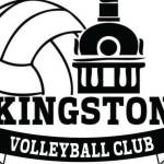 Kingston Volleyball Club Lineart Drawing Sheet