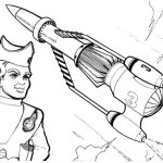 best thunderbirds coloring sheet