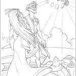 Atlantis The Lost Empire Disney Coloring Page