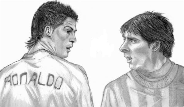 cristiano ronaldo coloring pages  coloringpagesonly