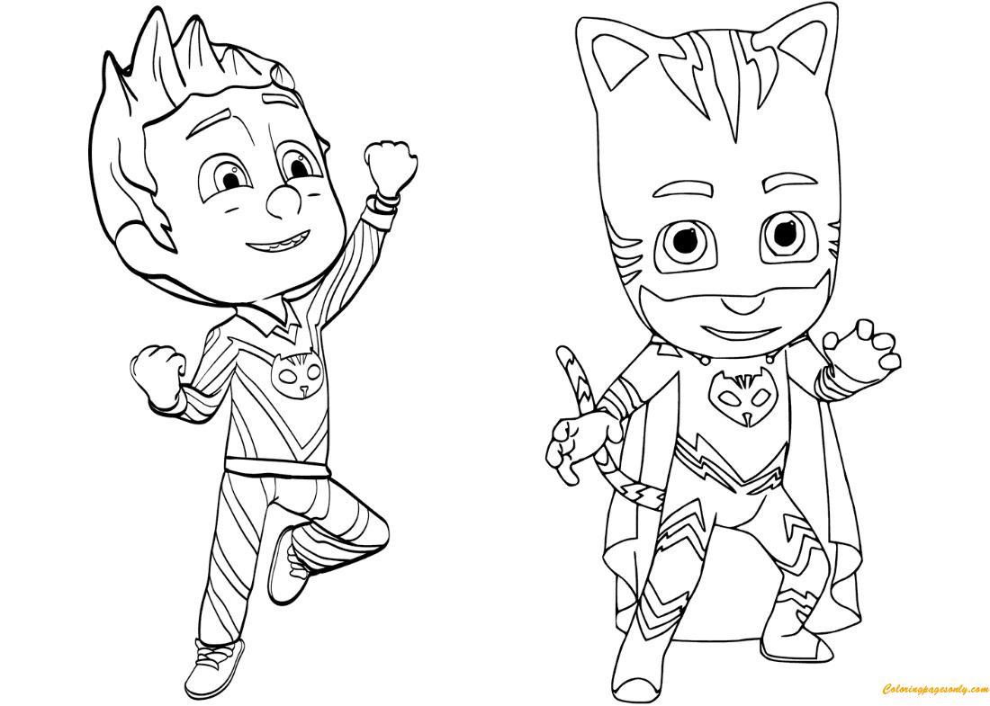 Pj And Thomas