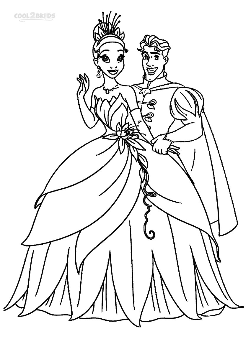Pintar las muñecas de ever after high   juegos de ever after high. Tiana coloring pages to download and print for free
