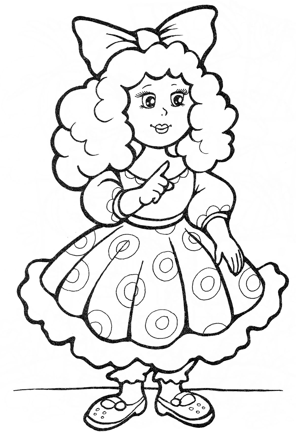 Coloring Pages For Children Of 4 5 Years To Download And