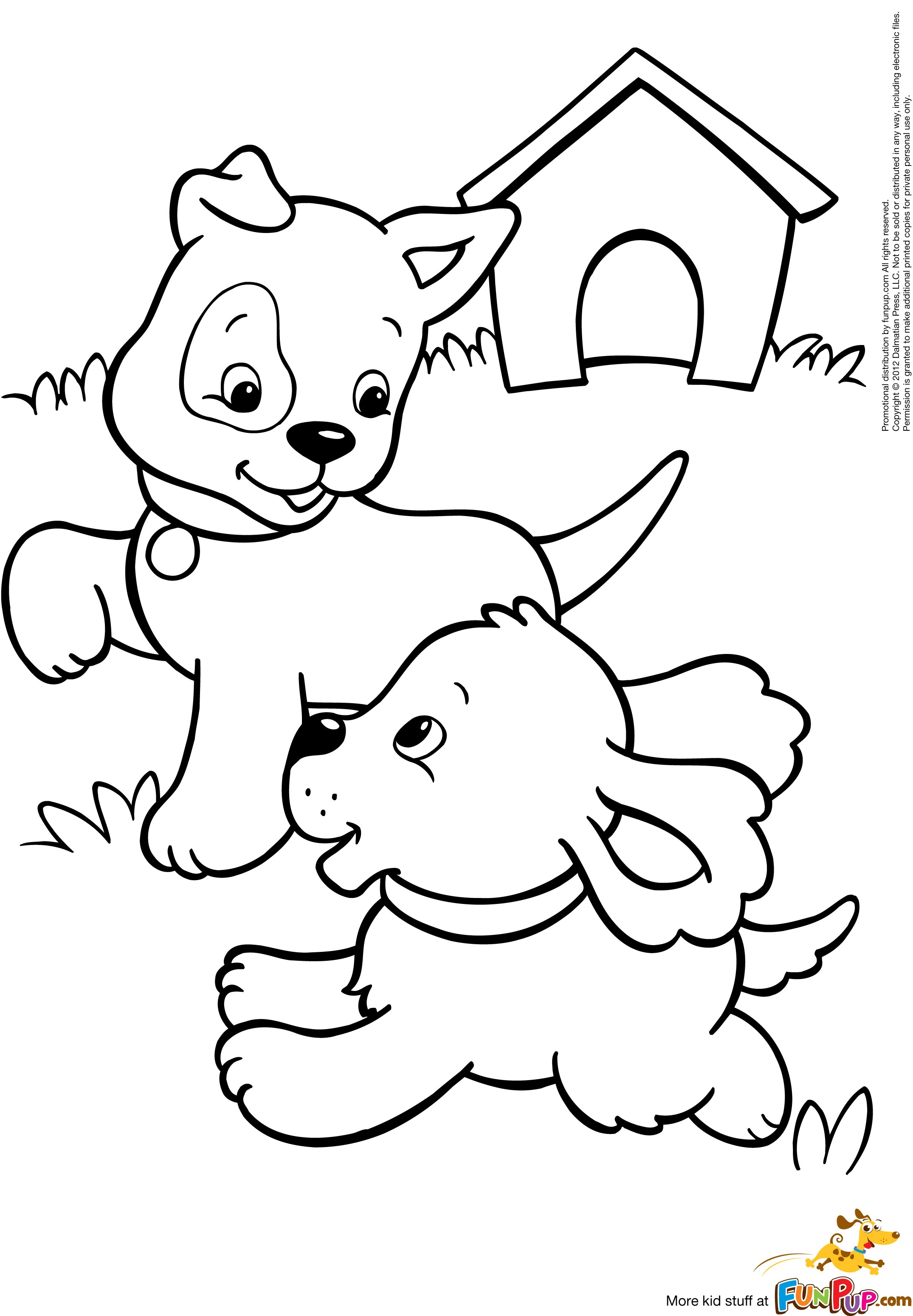 Realistic Puppy Coloring Pages Download And Print For Free