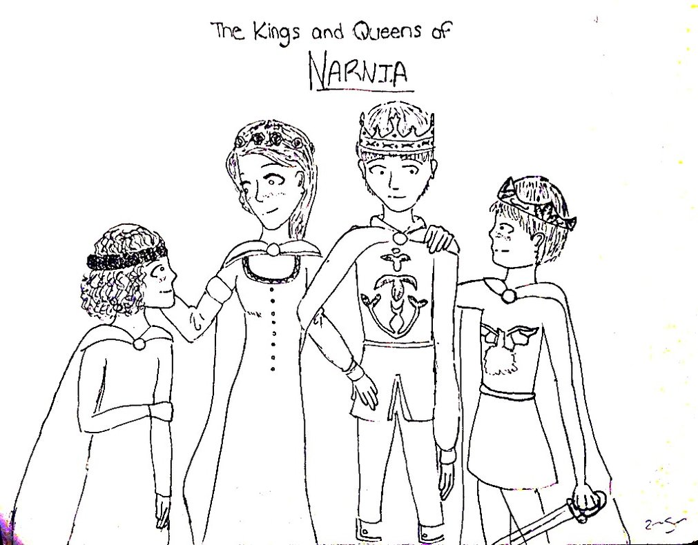 Narnia Coloring Pages Free Coloring Pages Download | Xsibe disney ...
