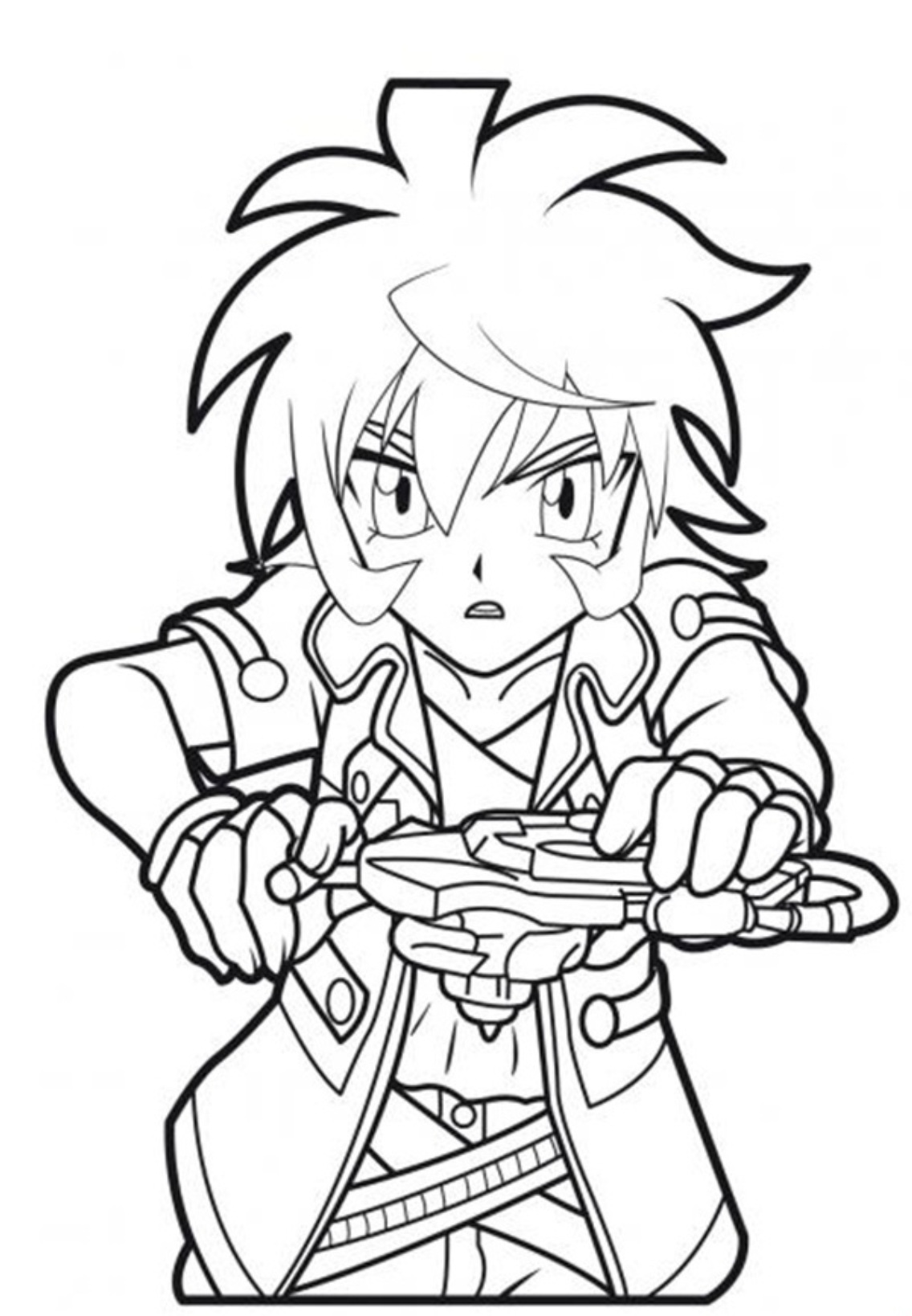 Beyblade coloring pages to download and print for free | printable colouring pages