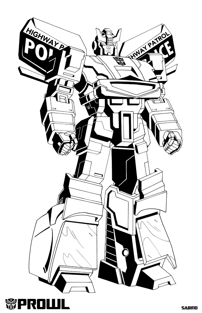 Transformers G1 Coloring Pages Download And Print For Free
