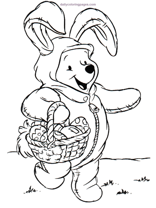 Disney easter coloring pages download and print for free | printable disney princess easter coloring pages