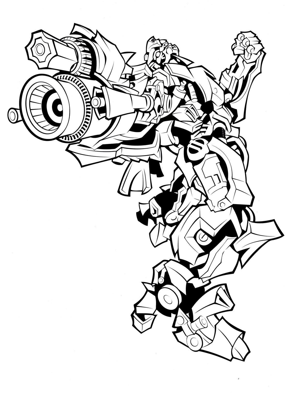 Bumblebee Coloring Pages To Download And Print For Free