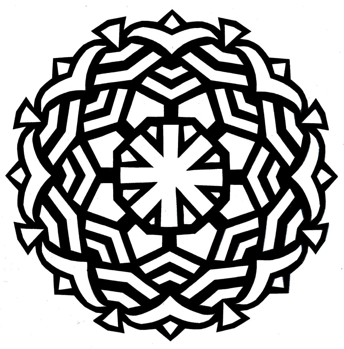 Simple mandala coloring pages download and print for free   free printable mandala coloring pages for adults easy