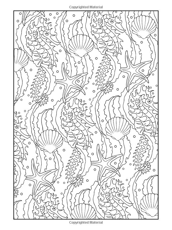 Pattern Animal Coloring Pages Download And Print For Free