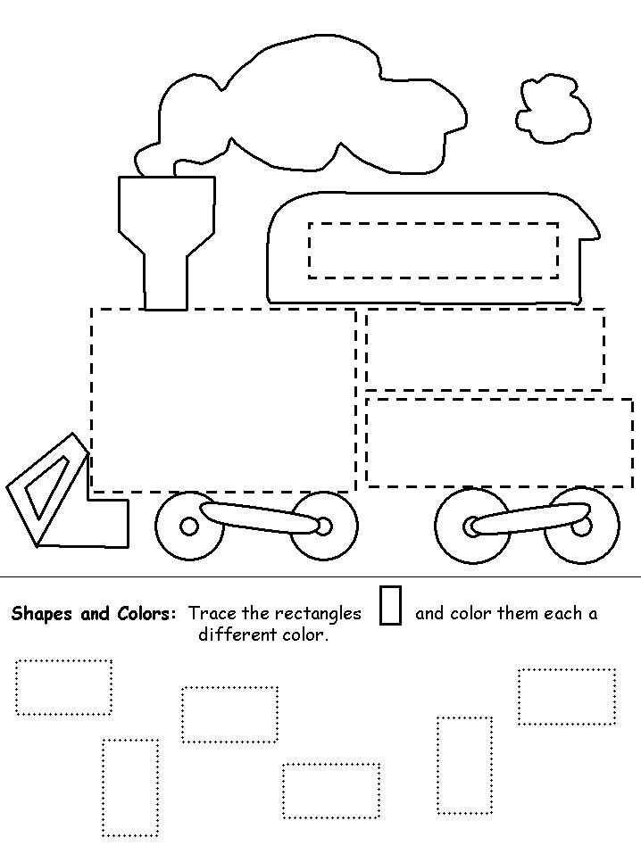 Worksheets Transportation Vehicles