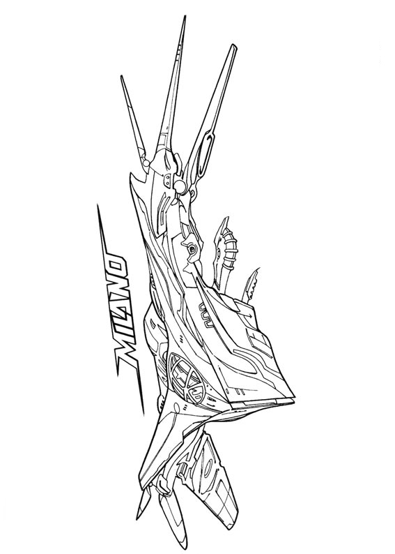 Guardians Of The Galaxy Coloring Pages To Download And
