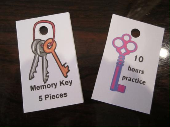 key cards