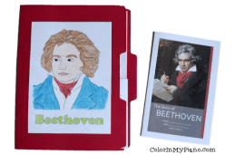 Beethoven lapbook