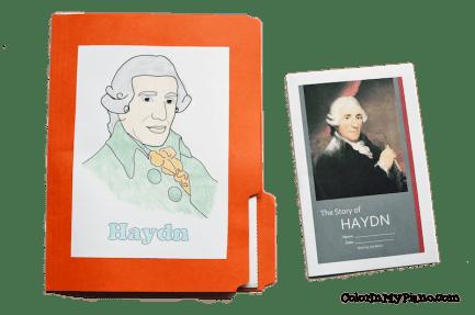 Haydn lapbook