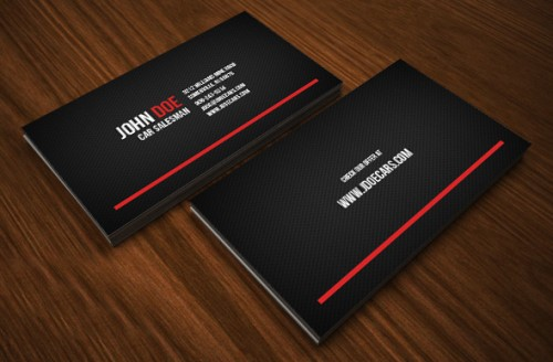 28 Great Minimal Business Cards Ideas ColorLap