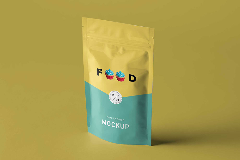 Download 38 Useful Food Packaging Mockups For Graphic Design - Colorlib