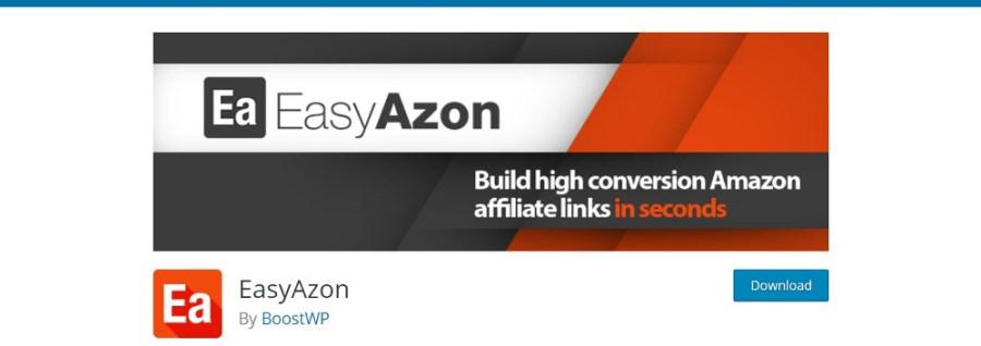 Amazon Affiliate WordPress Plugins: EasyAzon