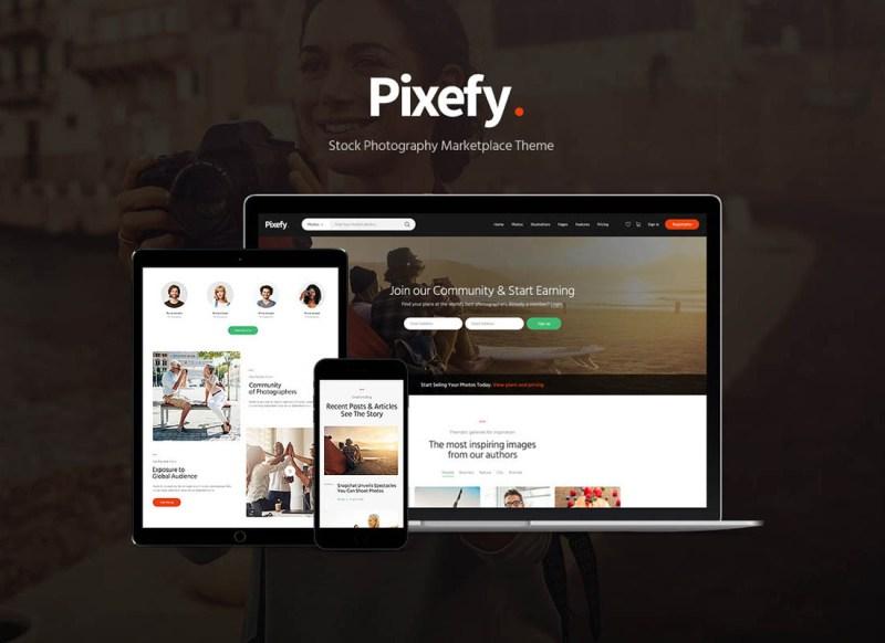 DroneX | Tema de WordPress para fotografía aérea y videografía