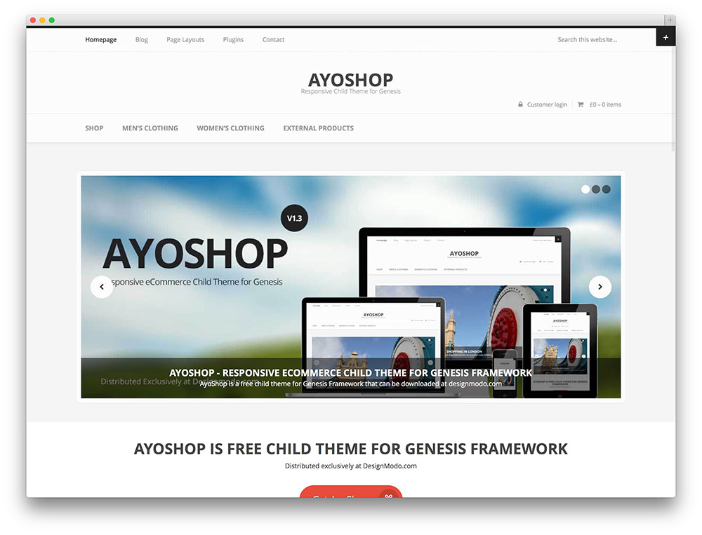 ayoshop-ecommerce-theme