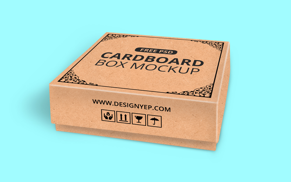 Download 36 Free Box Mockups For Striking Packaging 2020 - Colorlib