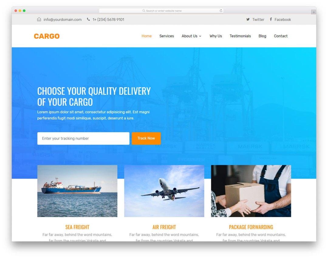 Top 82 Des Modeles De Page De Destination Bootstrap Gratuits 2020 Exemples Landing Page Actumarketing Com