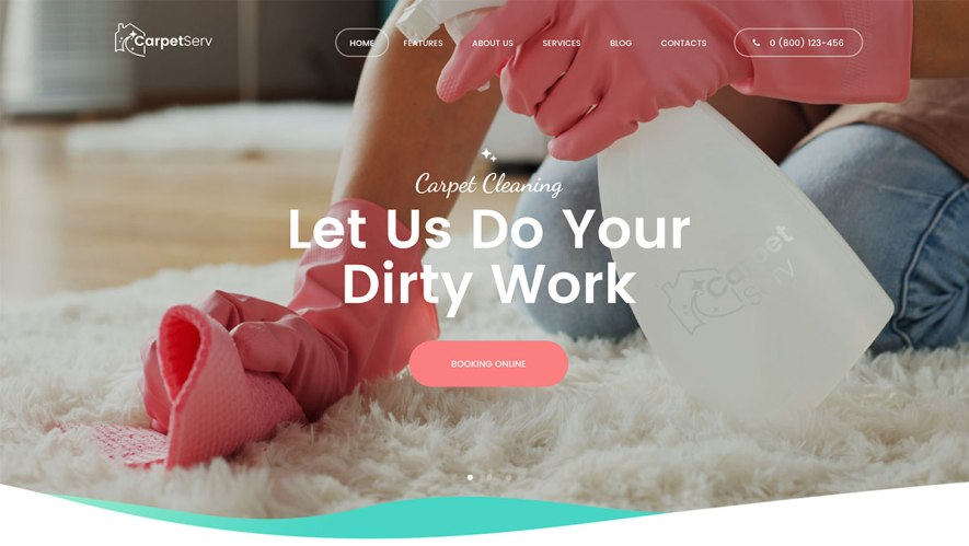 22 Best Cleaning Company WordPress Themes 2021 - Colorlib