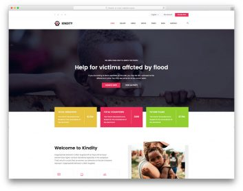 Templates marked as premium are included with all elite plans and above. 30 Best Charity Non Profit Website Templates 2021 Colorlib