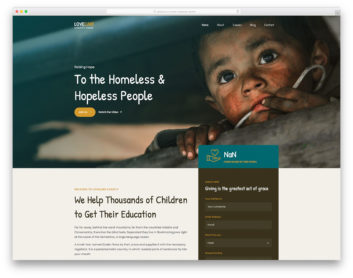 If you are looking for a way to raise awareness for a cause, you better not miss building a website. 30 Best Charity Non Profit Website Templates 2021 Colorlib