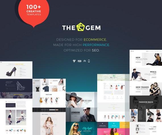 TheGem  WordPress eCommerce Themes