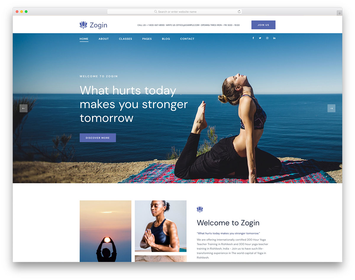 Designed by html.design | connect with them on. 107 Free Responsive Website Templates For Better Design 2021 Colorlib