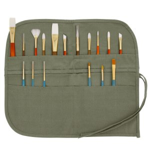 Travel Art Supplies: carrying case for art supplies, artist
