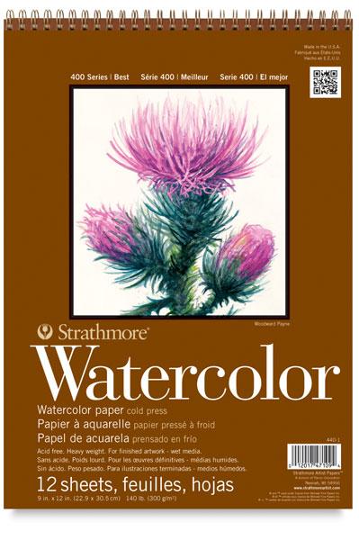 Best Watercolor Paper & Watercolor Sketchbooks for Artists & Beginners