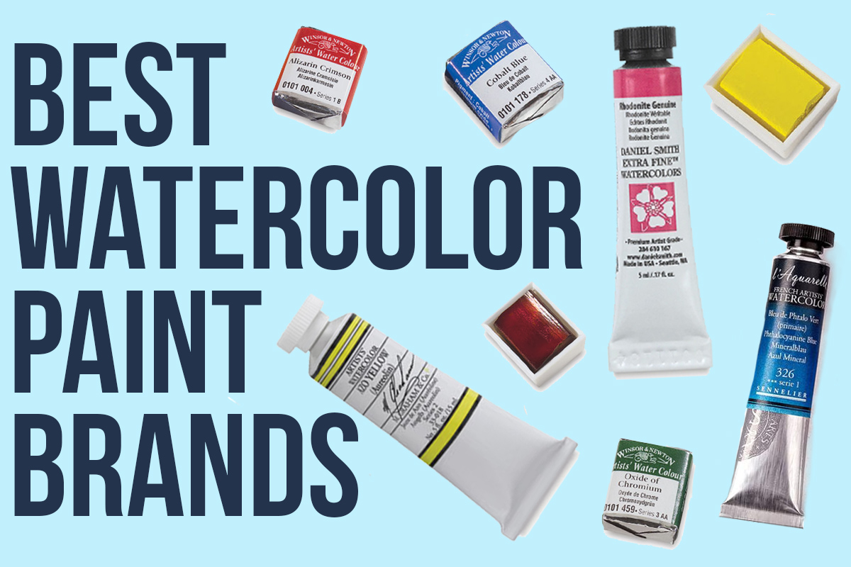 Best Watercolor Paint Brands for Artists & Beginners: find best deals for watercolor paints