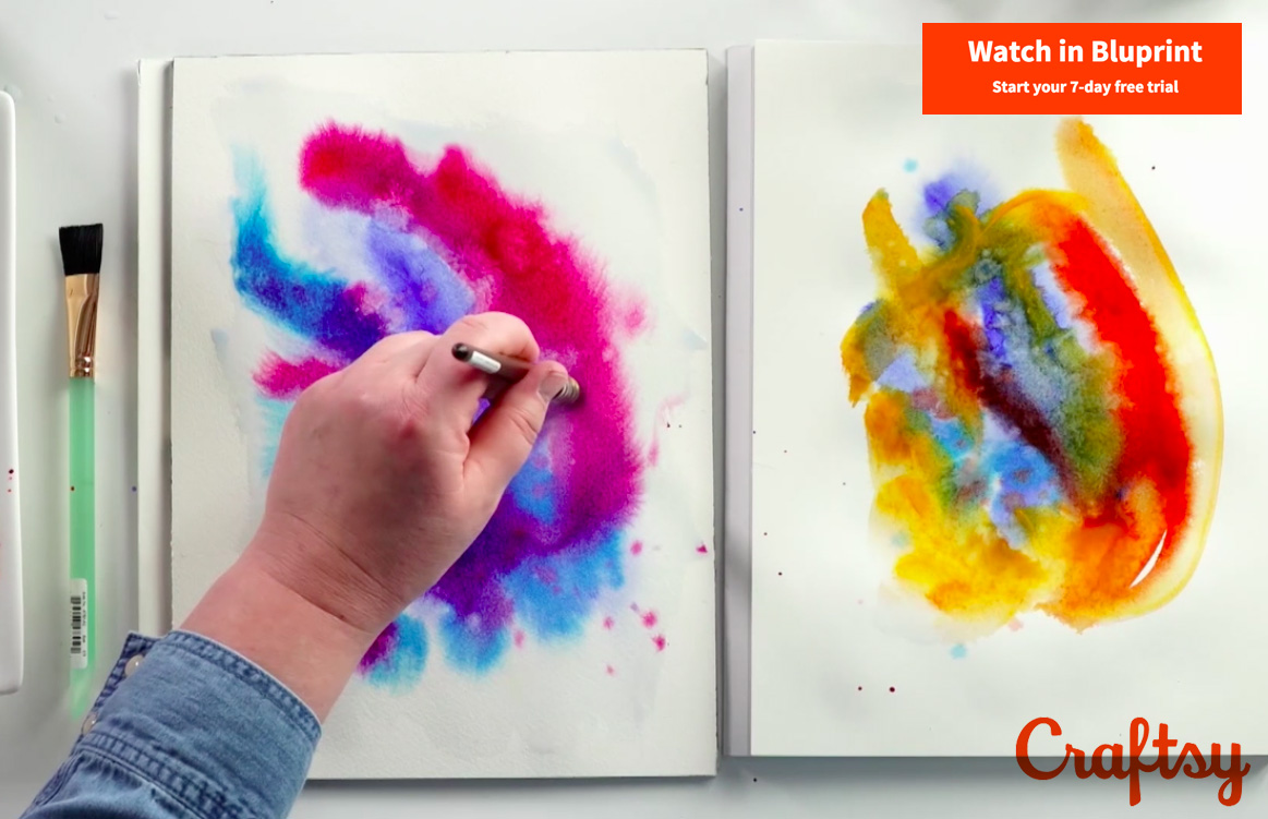 7 Best Online Watercolor Classes: Watercolor for Beginners Courses