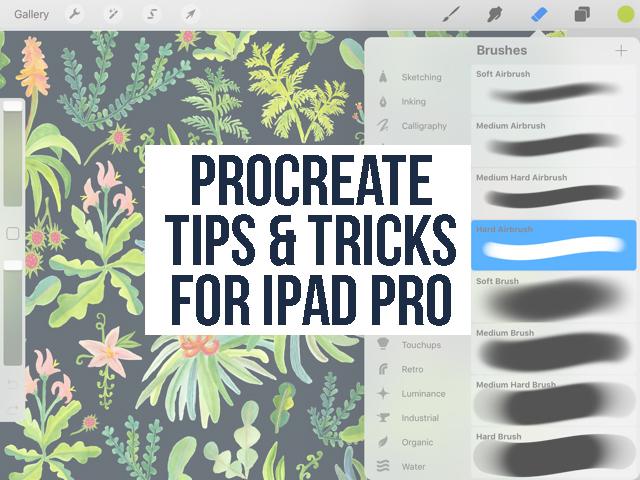 Procreate Tips & Tricks for iPad