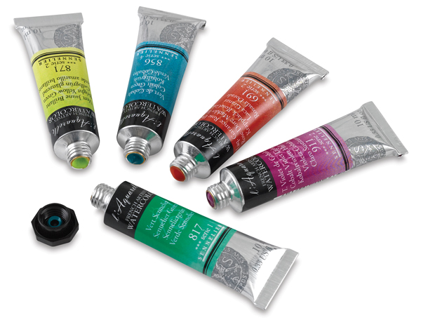 Best Watercolor Paint Brands for Artists& Beginners, find best prices for watercolor paints: Sennelier watercolor