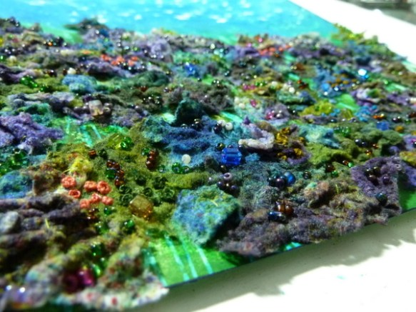 walk on moors by darcy: Watercolor Pigment Crystals: Brusho, Color Burst, Lindy's Magicals & more!