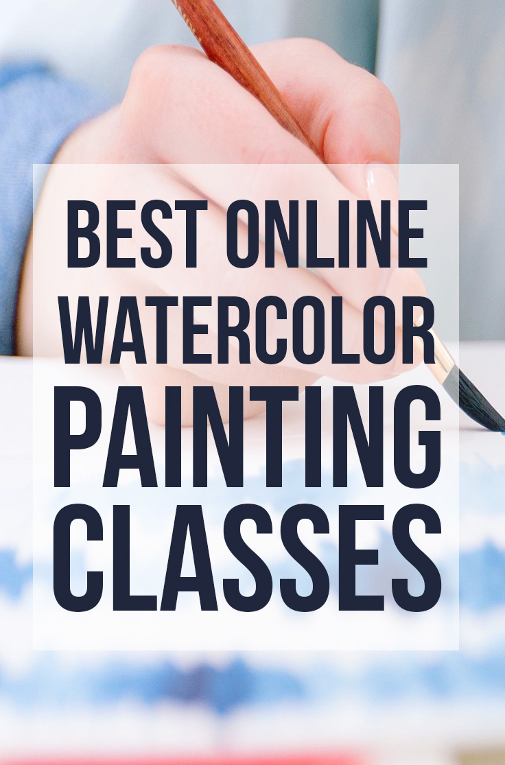 7 best online watercolor classes watercolor for beginners courses