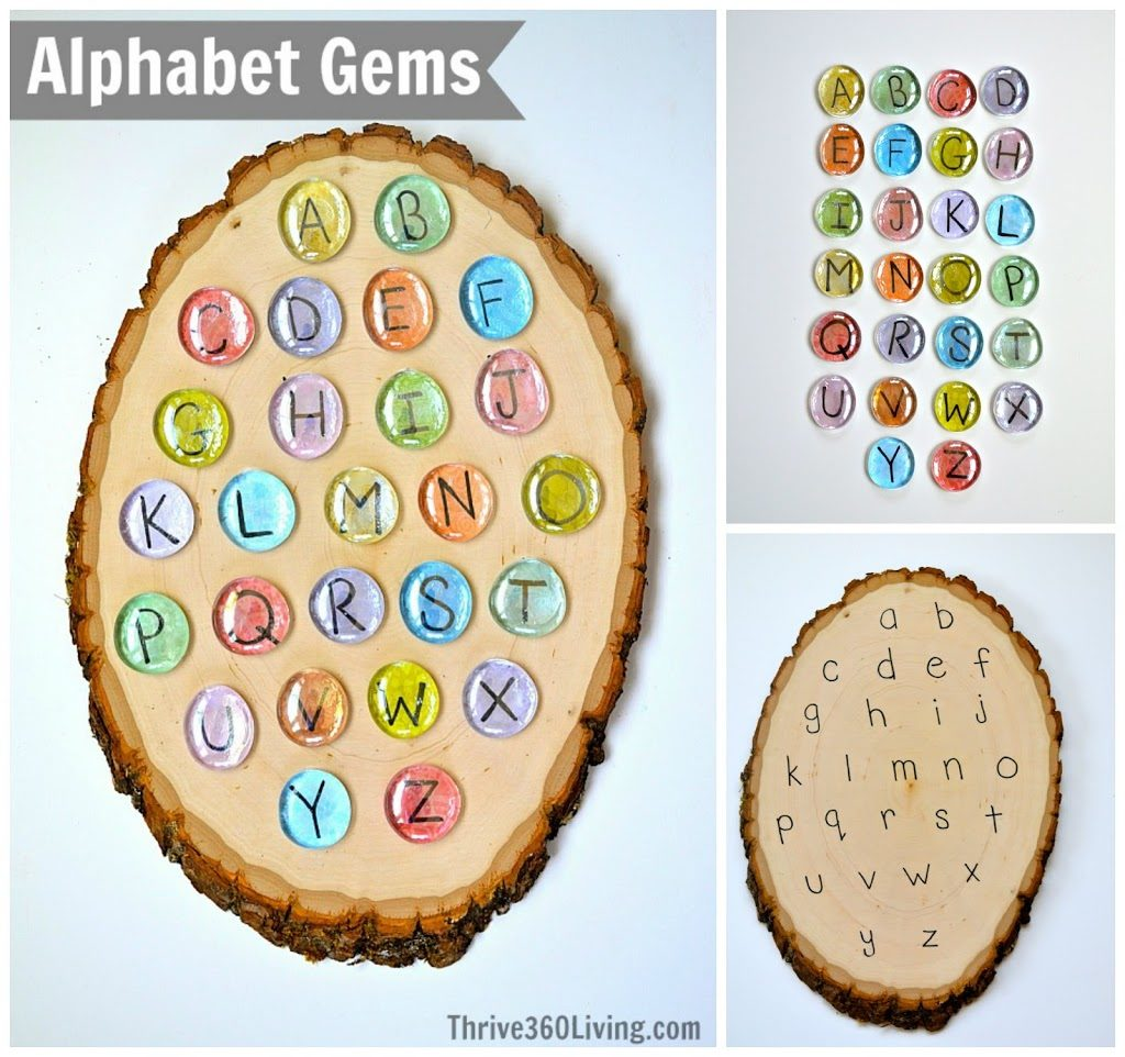 Alphabet Gems