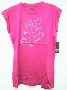 fox-18708-199-s-lady-specific-roll-sleeve-tee-dark-red-03