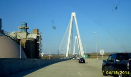New Rt. 70 St. Louis Bridge